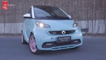 ams2015风云车最佳微型轿车:smart fortwo