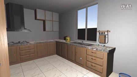 龚老师Unity 3D 5.0厨房展示实例讲座