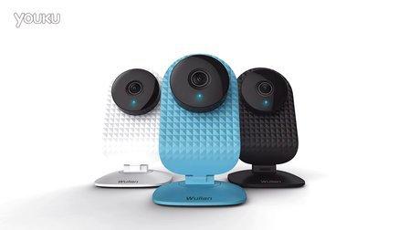 物联随便看智能摄像头随时随地看到家中状态语音对讲