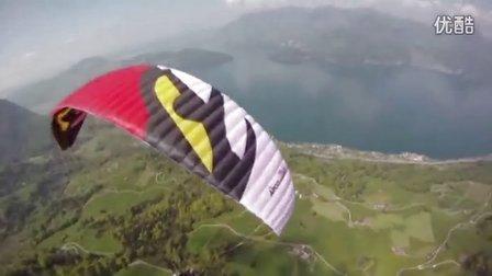 滑翔伞运动的魅力