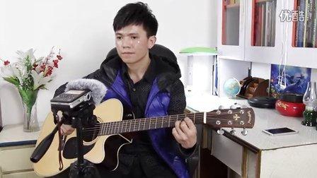 【UGC新人奖第四季】吉他弹唱 人质(卢海江)