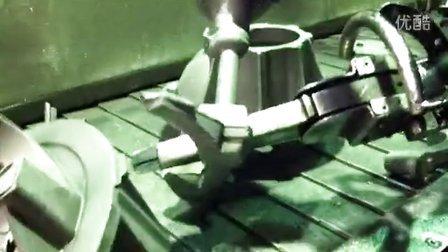 浇冒口分离器演示视频04