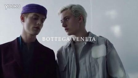 Bottega Veneta 2016春夏男装秀幕后花絮