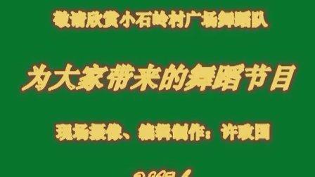 20156月小石岭 小蔡庄广场舞展演全片