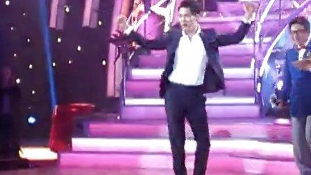 钟汉良表演电臀舞(20150125 东方卫视《与星共舞》)