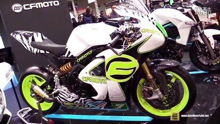 国产曼岛TT赛车春风650i