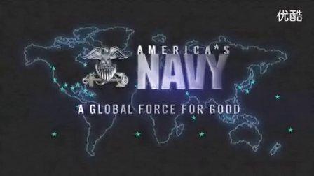 美国海军征兵宣传片 全球部署
