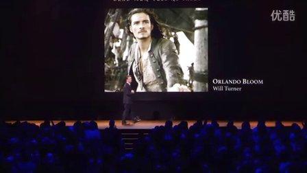 """""""Dead Men Tell No Tales"""" D23 Panel Presentation"""