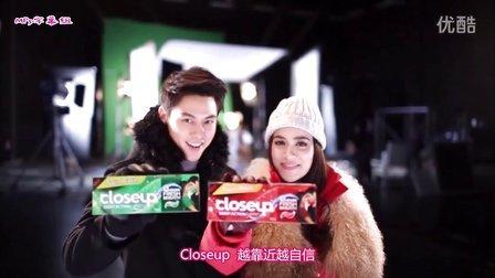 【MPs字幕组】泰语中字Mark&Kim 2015 Closeup牙膏广告预告