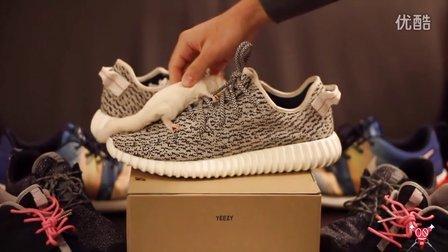Yeezy 反对者暴力摧毁 adidas Yeezy Boost 350