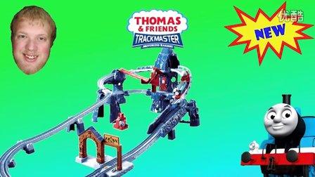 托马斯和朋友们 亲子 玩具火车 多美 托马斯 男孩 轨道大师 费雪 #008