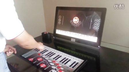 多米索交响乐器 A5 的安装视频