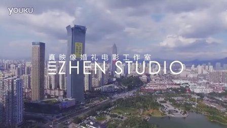 「涂雷声+丁盈盈」真映像婚礼迎亲快剪ZHENStudio