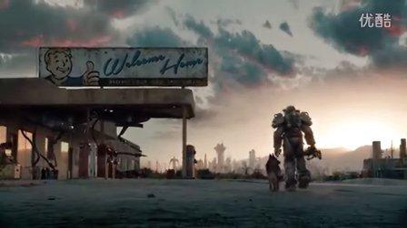 辐射4  'The Wanderer' Music Video HD (2015)