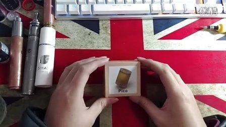 四郎pico雾化器开箱及做芯教程