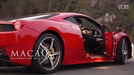 [Need for speed] Fai + San 澳門拍攝