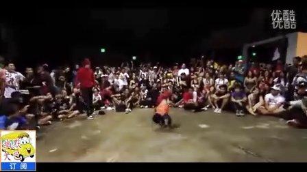 搞笑--小神童跳的街舞达到登峰造极,出神入化的地步。