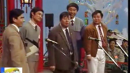 爆笑搞笑相声小品《五官争功》马季 冯巩 赵炎 刘伟