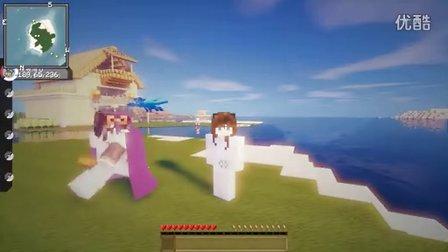 暮云 神奇宝贝来袭EP.1 脸黑一整集 多人多MOD欢乐生存向 Minecraft我的世界
