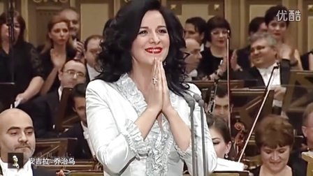安吉拉·乔治乌 普契尼:我亲爱的爸爸 O mio babbino caro 2015.11.29 布加勒斯特Bucharest Angela Gheorghiu
