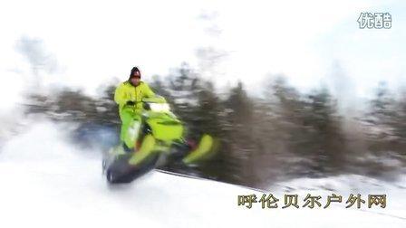 2015呼伦贝尔冬季雪地摩托车越野场地邀请赛(呼伦贝尔户外网)