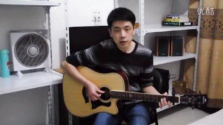 《心愿》吉他弹唱2016.1.6