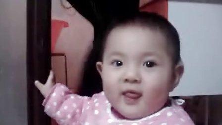 可爱宝宝香娃儿玩玩具