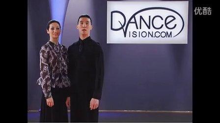 维克多冯&安娜摩登舞 - 狐步教学