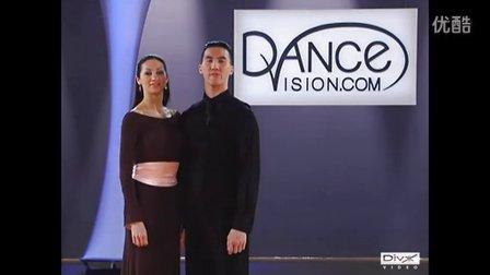 维克多冯&安娜摩登舞 - 维也纳华尔兹教学