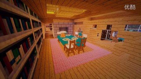 暮云【妹子庄园】二周目第18集 客厅大改造 我的世界Minecraft