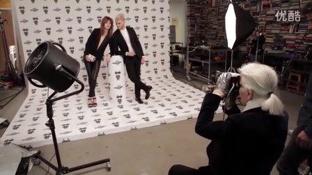 KARL LAGERFELD 2016春夏系列广告片拍摄花絮