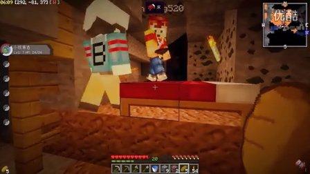 暮云 神奇宝贝来袭第二季EP.3 美好的一天从挖矿开始 Minecraft我的世界