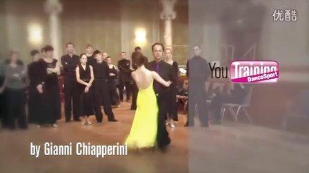 摩登舞教学-合作的技能 Gianni Chiapperini  _ Lecture_ Partnering Skills