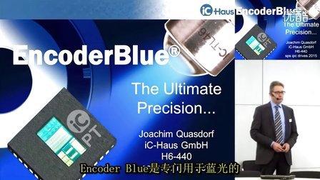 iC-Haus 蓝光编码器 Encoder Blue 技术和产品介绍