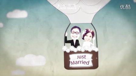 婚纱相视频展示