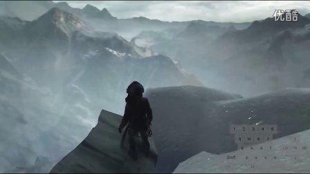 《古墓丽影:崛起》捷径教程--山顶捷径