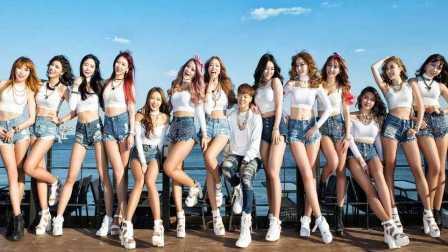 【风车·韩语】Brand New Girl秀性感白皙美腿《Brand New Day》MV公开