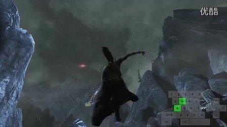 《古墓丽影9》捷径教程--狼穴捷径