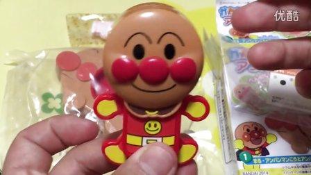 【happy face】【children】面包超人  玩具玩