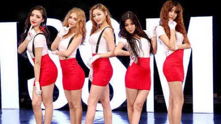 【风车·华语】中韩联手打造MissMass女团性感出道《听不懂》MV大首播