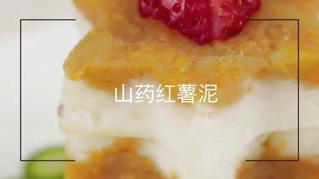 营养辅食消化好 山药红薯泥