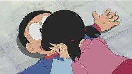 哆啦A梦大雄和静香 静香被绑架 勇闯巨人岛第2集亲自益智游戏小杨酱解说