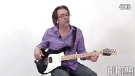 James Tyler Guitar Wayne Krantz 'Songwriting' Part 1