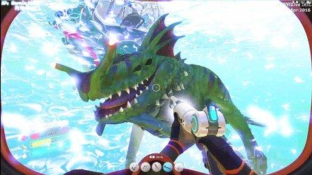 【阿姆西】美丽水世界S2 EP18:半身不遂的海龙海皇&无头的主角