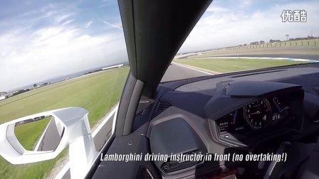 赛道试驾兰博基尼Lamborghini Huracan LP 580-2