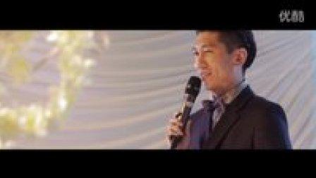 高端婚礼主持人吉凱综合视频