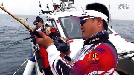 16年04月份阿拉丁团队,汕头南澳外海南澎列岛,铁板,放流中章红,石斑大鱼集锦。