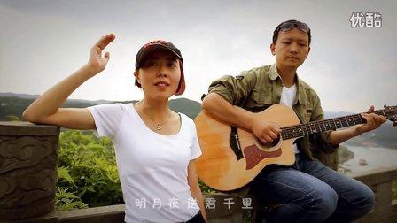《时间煮雨》吉他弹唱  Beauty邓 + 南部飞扬吉他