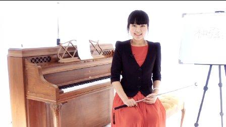 从零起步学钢琴【第三课】10分钟学会双手演奏欢乐颂  新爱琴美女钢琴老师在线温情授课