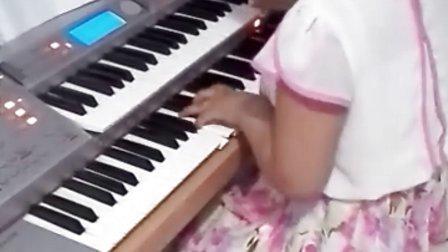 电子管风琴演奏;春节序曲